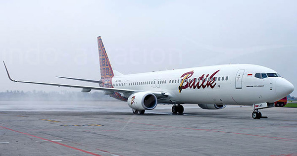 Photo of Pesawat Batik Air ID6890 Tujuan Medan Kualanamu Mengalami Turbulensi