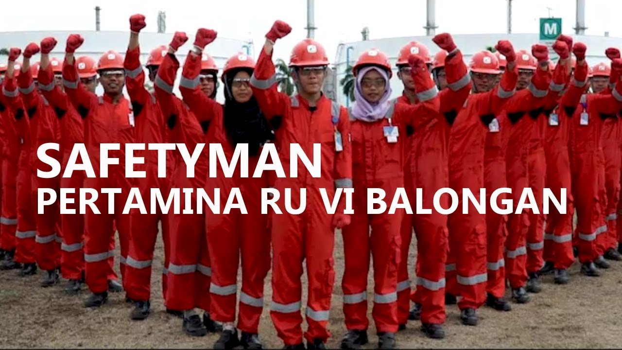 "Photo of SAFETY MAN ""Safety Bukan Hanya Urusan Kami Yang Berbaju Merah"""