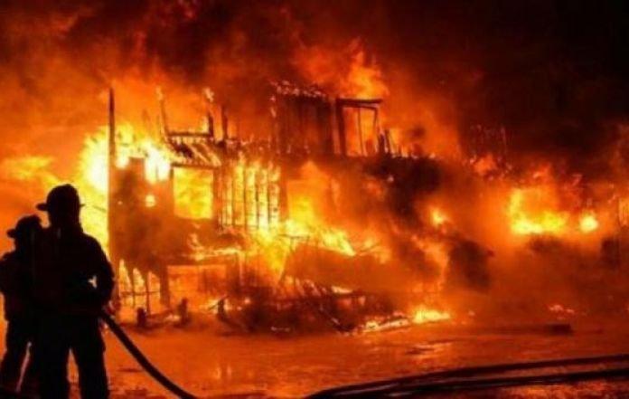 Photo of 12 Orang Tewas Akibat Kebakaran di Hotel Batumi Kawasan Laut Hitam