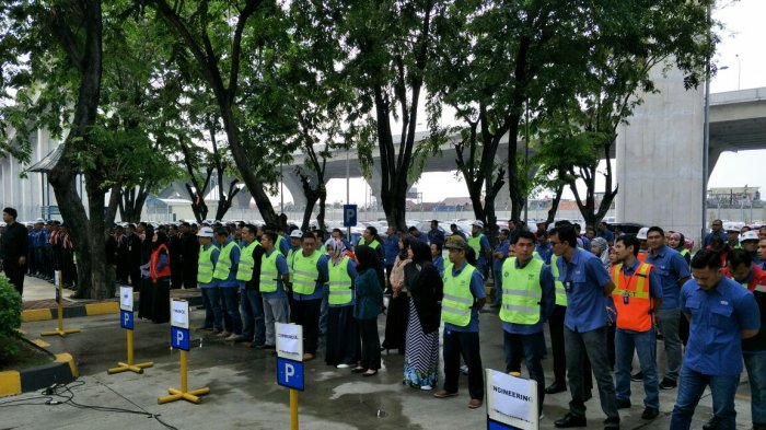 Photo of Sambut Bulan K3, JICT Luncurkan Program Zero Accident