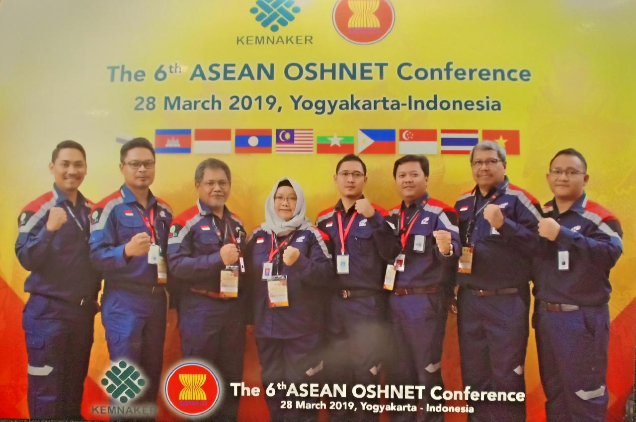 Photo of Waskita Jadi Perwakilan Sektor Konstruksi Indonesia di the 6th ASEAN OSHNET Conference