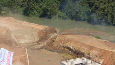 Photo of Proyek Bendungan Way Sekampung Masuki Tahap 'River Closure'