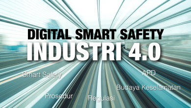 Digital Smart Safety- Keselamtan Kerja-Revolusi Industri 4.0